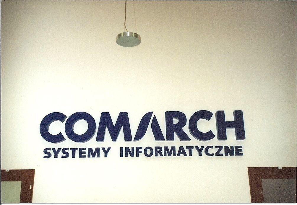 Napis Comarch