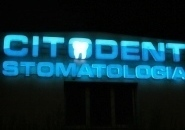 neon LED Citodent